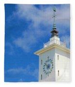 All Along The Watchtower Fleece Blanket