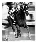 Always Dreaming, Johnny Velasquez, 143rd Kentucky Derby Fleece Blanket