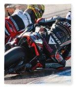 Aprilia Racing Team Gresini Fleece Blanket