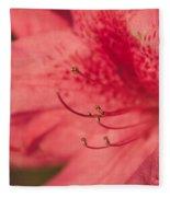 Azalea Fleece Blanket