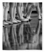 Ballet Class Fleece Blanket