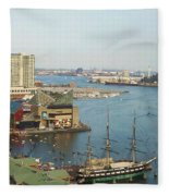Baltimore Fleece Blanket