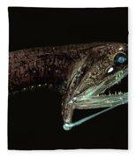 Barbeled Dragonfish Fleece Blanket