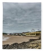 Barry Island Fleece Blanket