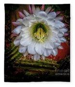 Beautiful Cactus Fleece Blanket