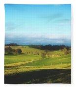 Beautiful Rural Bavaria Fleece Blanket