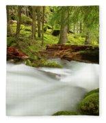 Beauty Creek Fleece Blanket