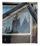 Belmont Window And Screen 1627 Fleece Blanket