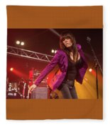 Beth Hart Fleece Blanket