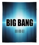 Big Bang Fleece Blanket