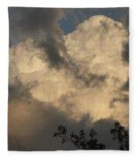 Big Cloud Fleece Blanket