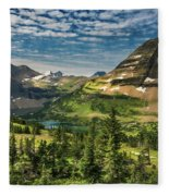 Big Sky Country Fleece Blanket