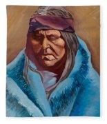 Blue Blanket Fleece Blanket