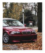 BMW Fleece Blanket