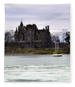 Boldt Castle Fleece Blanket
