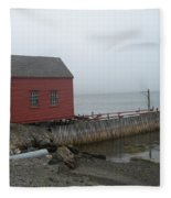 Bonavista Fleece Blanket