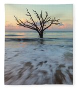 Botany Bay Morning Fleece Blanket