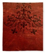 Boudoir Two Fleece Blanket
