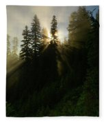 Breaking Dawn Fleece Blanket