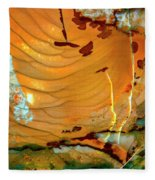 Brecciated Imperial Jasper Fleece Blanket