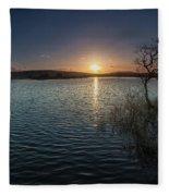 Broad Pool North Gower Fleece Blanket