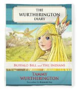 Buffalo Bill And The Indians Fleece Blanket