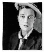 Buster Keaton, Legend Fleece Blanket