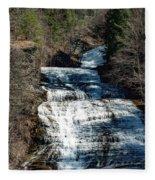 Buttermilk Fleece Blanket