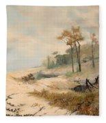 Cabralia Bay Fleece Blanket