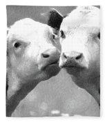 Calfs Fleece Blanket