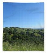 California Hills Fleece Blanket