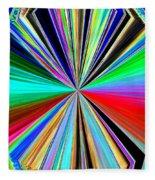 Candid Color 8 Fleece Blanket