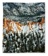 Canyon View Fleece Blanket