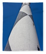 Cape Lookout 4 Fleece Blanket