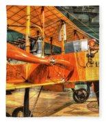 Caproni, Ca. 36 Bomber Fleece Blanket