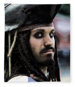 Captain Jack Fleece Blanket