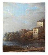 Carl Johan Fleece Blanket