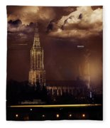 Cathedral Fleece Blanket