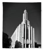 Cathedral Of Saint Joseph Fleece Blanket
