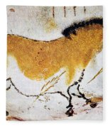 Cave Art: Lascaux Fleece Blanket