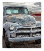 Chevy Truck Fleece Blanket