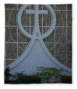 Circle T Church Fleece Blanket