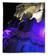 City Hall Pasadena California Fleece Blanket