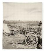 Civil War: Atlanta, 1864 Fleece Blanket
