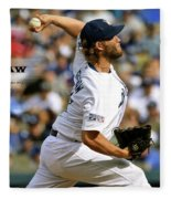 Clayton Kershaw, Los Angeles Dodgers Fleece Blanket