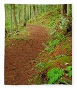 Coastal Trail Fleece Blanket