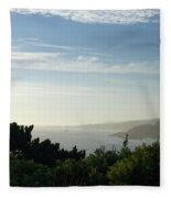 Coastal View Fleece Blanket