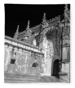 Convent Of Christ Fleece Blanket