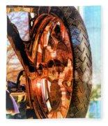 Copper Bike Liberty Ambassador Ny Fleece Blanket