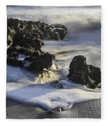 Coral Cove Park 4430 Fleece Blanket